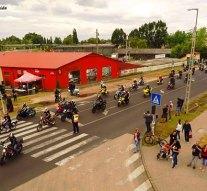 Motoros felvonulás miatt forgalomkorlátozásra kell számítani!