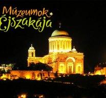 Múzeumok Éjszakája Esztergomban