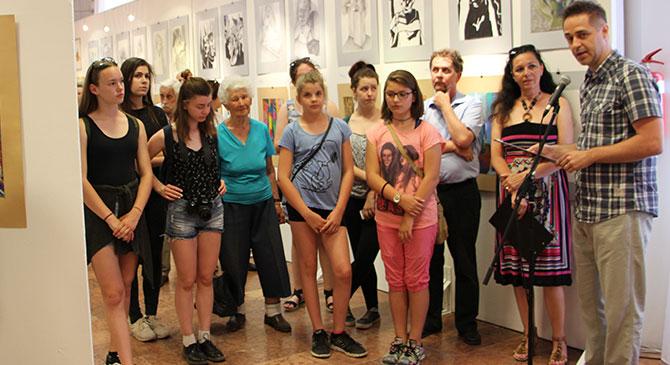 Kiállítás nyílt a Dorogi Galériában