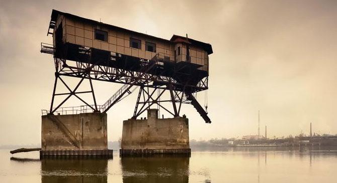 Dorogi Barangolások: Dunai szénrakodó