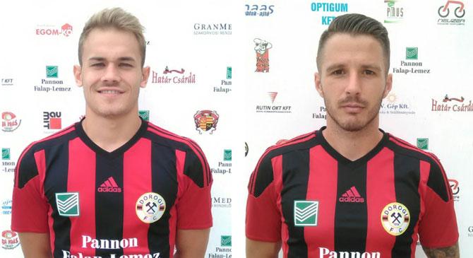Sopronból és Balmazújvárosból is jön játékos