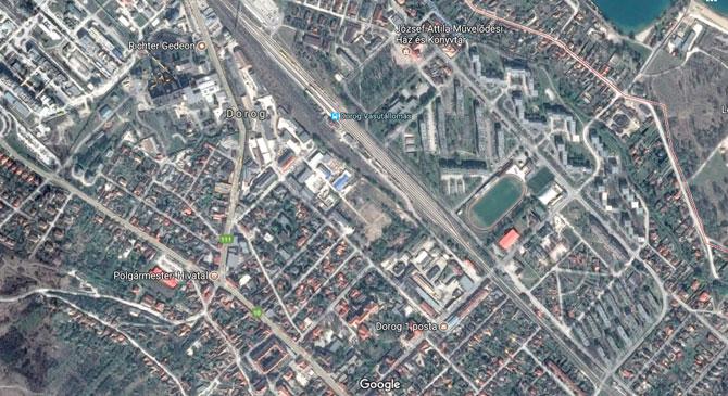 Új utat, buszmegállókat terveznek Dorogon