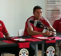 Labdarúgás: bemutatkoztak az új dorogi játékosok és edzők