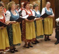 Tíz éves a német nemzetiségi vegyes kórus