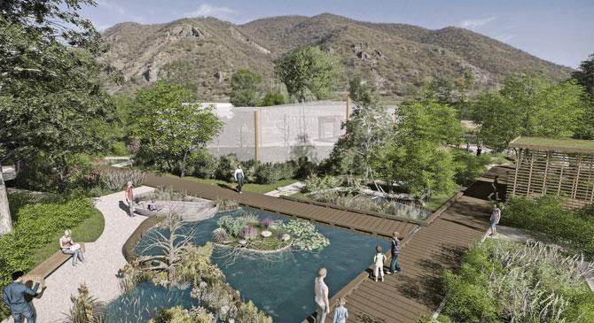 Két éven belül megépülhet a Dunakanyar Látogatóközpont