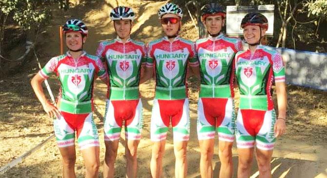 Sporttörténelmet írtak a pilisi kerékpárosok