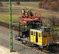 Új biztosítóberendezések a Budapest-Esztergom vasútvonalon