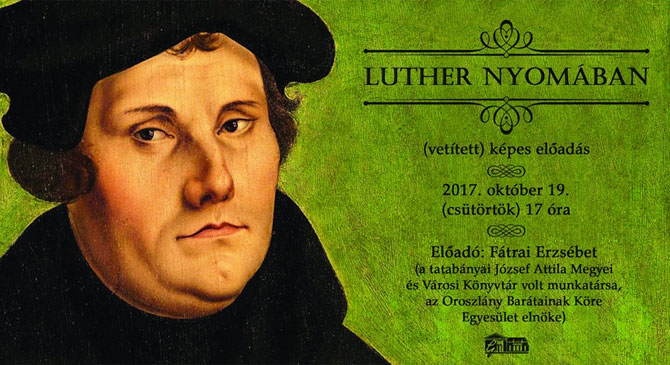 Luther nyomában
