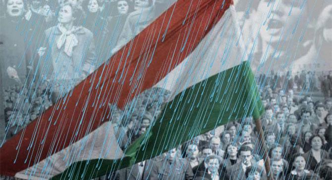 Esős lehet a nemzeti ünnep