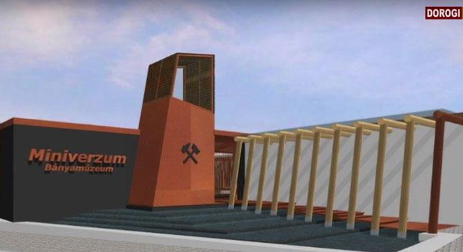 Megkezdődött a Bányászati Miniverzum építése