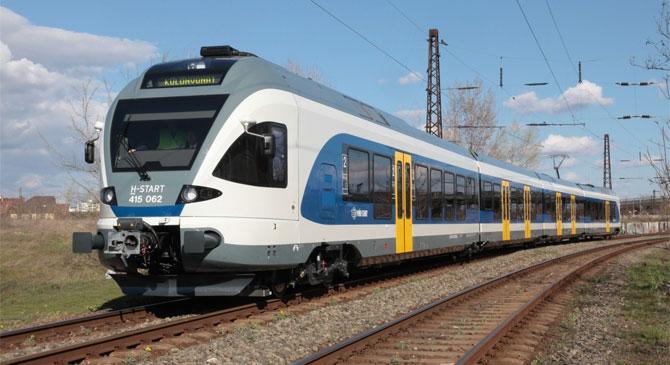 Az esztergomi vasútvonalon megnőtt a menetidő