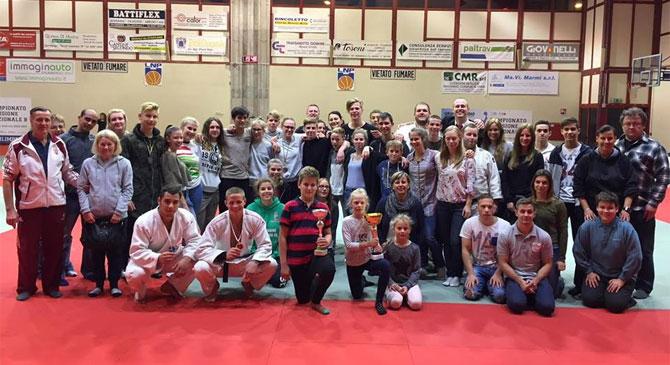 Leányvári nemzetközi judo sikerek