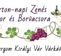 Márton-napi Zenés Libator és Borvacsora