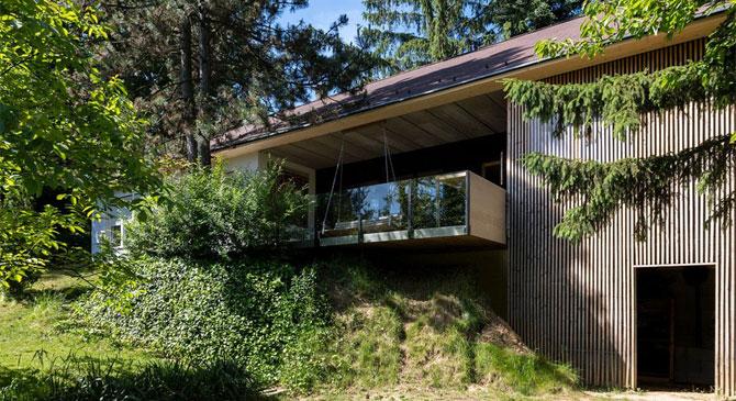 Piliscsabai családi ház nyerte a Média Építészeti Díját
