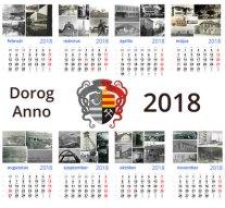 Dorog Anno naptár 2018