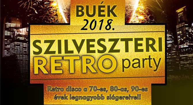 Szilveszteri Retro Party Dorogon