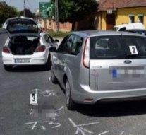 Vascső esett le az autójáról, súlyos balesetet okozott