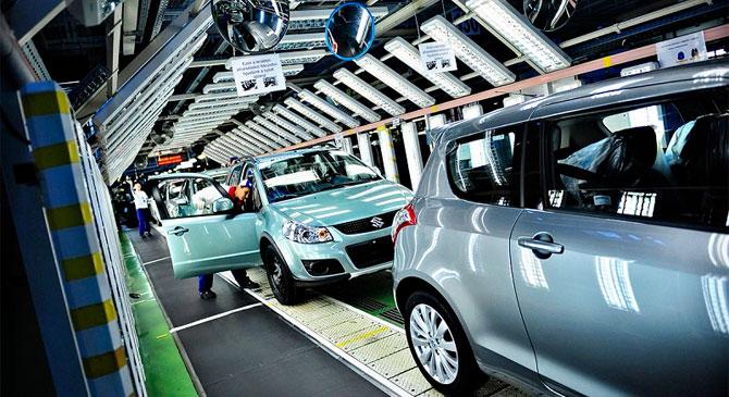 Okosgyárrá alakulhat az esztergomi Suzuki