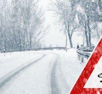 Óvatosan az utakon!