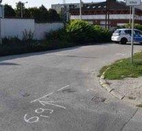Kerékpárost sodort el egy nő Esztergomban