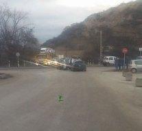 Három autó ütközött össze Esztergom-kertvárosban