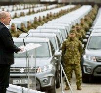 Bevált a Magyar Honvédségnek az esztergomi Suzuki