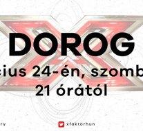 X-Faktor meghallgatás Dorogon