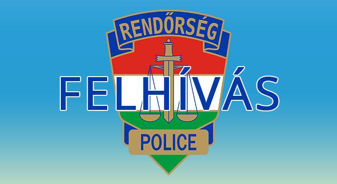 A rendőrség a lakosság segítségét kéri egy halálos baleset kapcsán