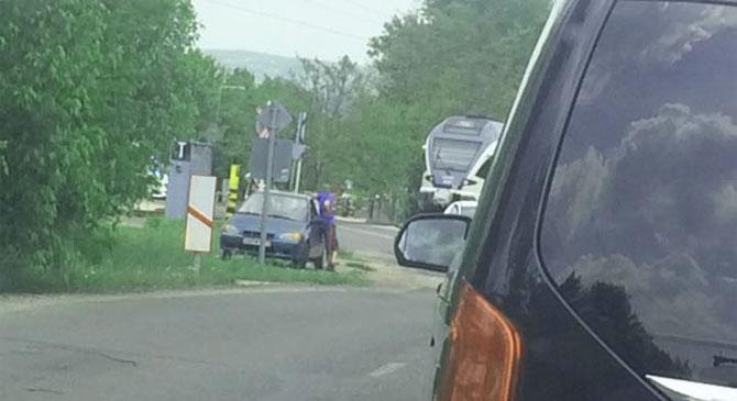 Halálos vonatgázolás Esztergom-kertvárosban