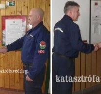 Ismét Szolgálati Jeleket adtak át Esztergomban