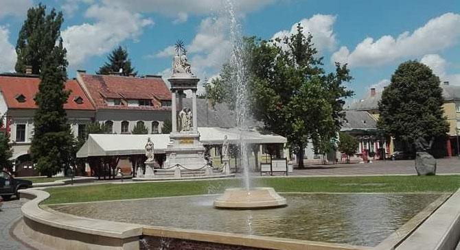 Megszépítette közterületeit Esztergom
