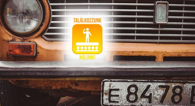 A Volkswagenesek után a Ladások is ellepik a Palát