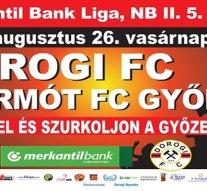 Gyirmót FC lesz a Dorogi FC vendége