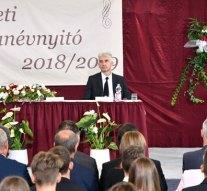 Esztergomban tartották a IX. Nemzeti Tanévnyitót