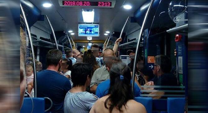 Nem számolt az ünnepi turizmussal a MÁV
