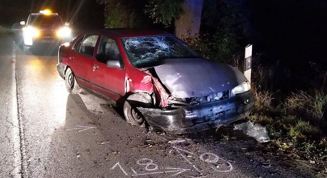 Két baleset is történt szerda este térségünkben