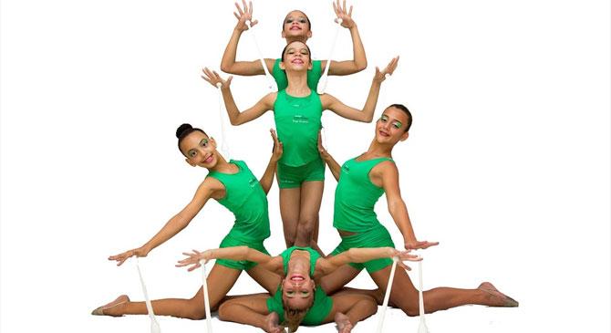 Ritmikus gimnasztika Dorogon