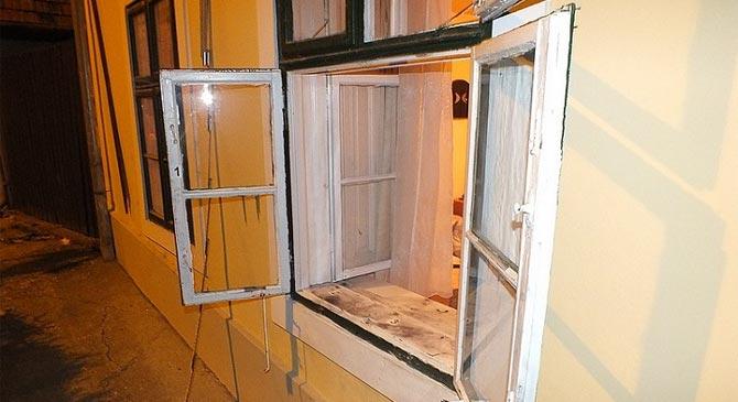 Ablakon át surrant be a szlovák betörő az esztergomi házba