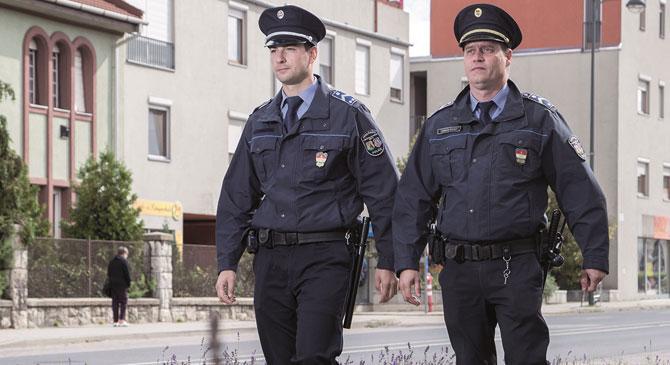 A dorogi rendőrök találták meg a Kesztölcről eltűnt idős férfit