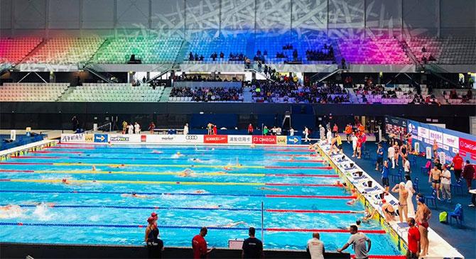 Dorogi úszók a Világkupán