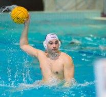Balatonfűzfőn ugrottak vízbe a dorogi játékosok
