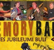 Memory Band: 25 éves Jubileumi buli Táton