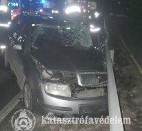 Egy baleset szemtanúit keresik az esztergomi rendőrök