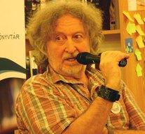 József Attila–díjas író volt az esztergomi könyvtár vendége