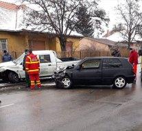 Autóbaleset történt Dorogon