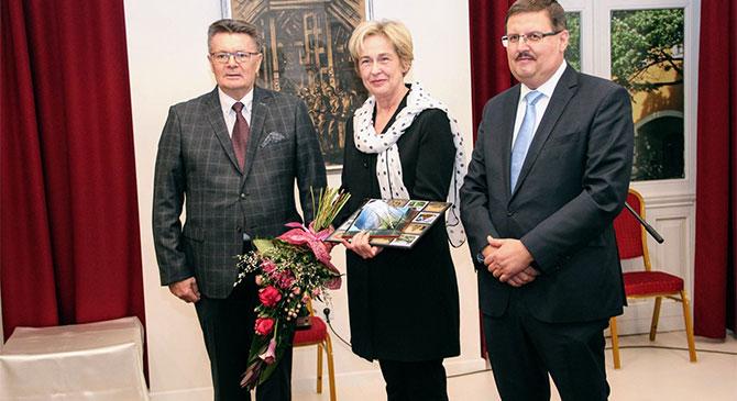 Díjátadó Dorogon, a Magyar Kultúra Napján