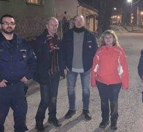 Eltévedt túrázókon segítettek az esztergomi rendőrök