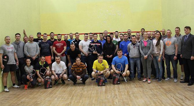 Esztergomi rendőr nyerte az országos fallabda bajnokságot