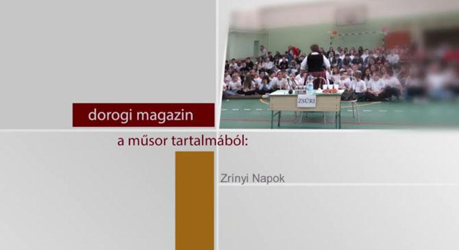A Dorogi Magazin legújabb száma