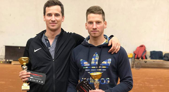Országos bajnokságon nyert egy dorogi teniszező